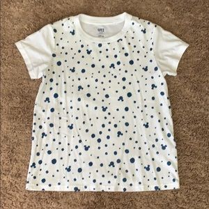 Uniq-glo Mickey shirt